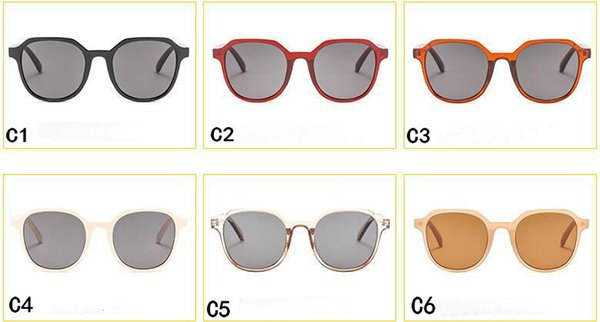 New style Round frame Men's and Women's Outdoor cycling sunglasses googel sunglass Mix color Free shipping 10pcs/lot 5color .