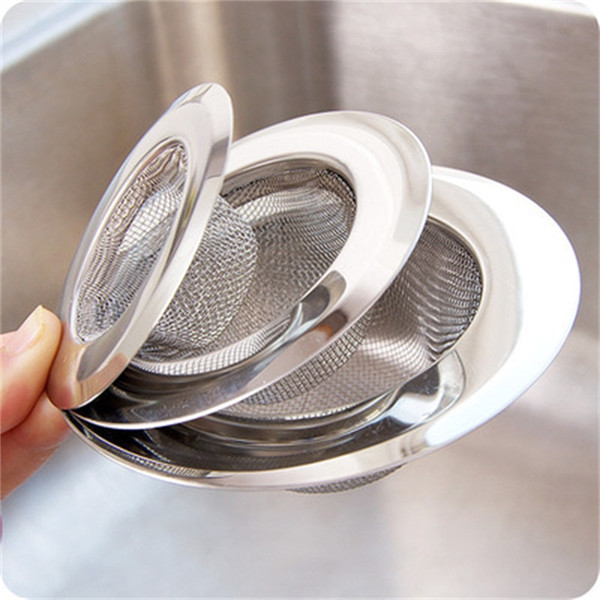 best selling Stainless Steel Water Tank Filter Screen Sewer Anti Clogging Floor Drain Net Washing Kitchen Infuser Strainer Filter Hot Sale 1 99toH1