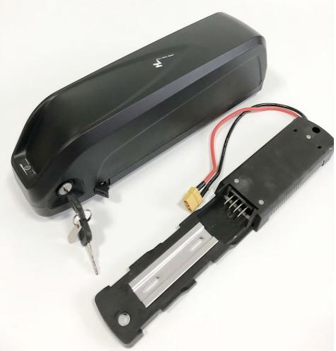 Batterie 48V 17AH 18AH 1000W de tube de bicyclette électrique de capacité élevée utilisent la cellule Li-ion de batterie de LG le kit de moteur d'E-vélo EU aucun impôt