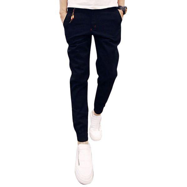Casual Men Pants Cool Slim Fit New Spring Pencil Pants Hip Hop Trousers Men Quality Joggers