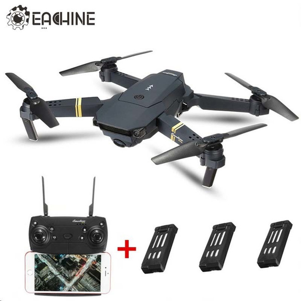 Eachine E58 Geniş Açı Ile Wifi Fpv Hd Kamera Yüksek Tutma Modu Katlanabilir Kol Rc Quadcopter Rtf Drone Vs Visuo Xs809hw Jjrc H37 T190621