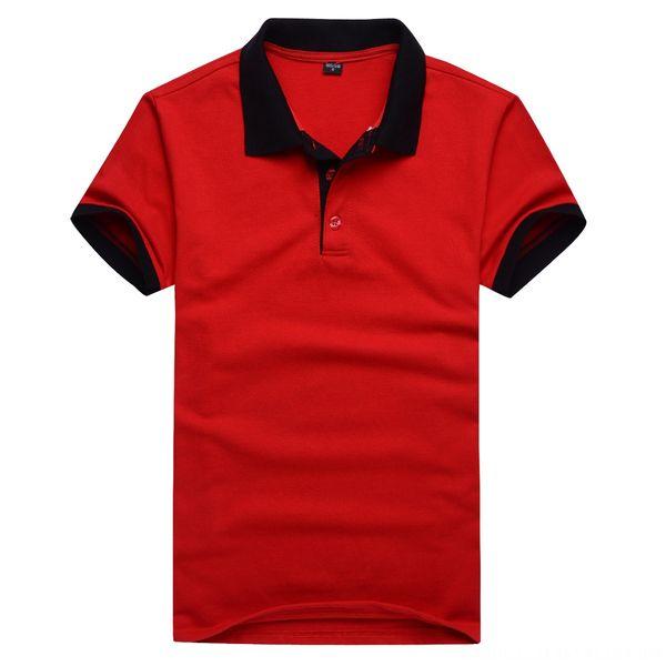 rosso con colletto nero (senza tasca sul ches