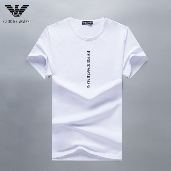 Men's T Shirt Fashion Print Cotton O-Neck Short Sleeves T-Shirt Brand Summer Medusa Male Casual Men Rock Style Tops #5123