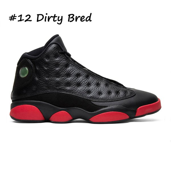 12 Dirty Bred