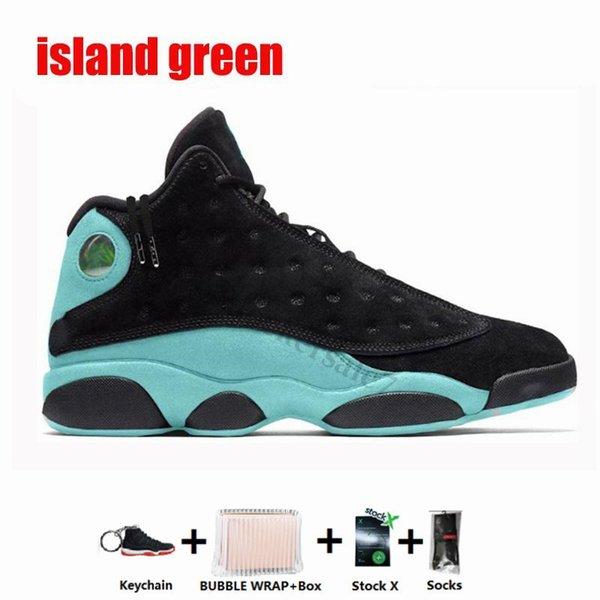 13S-остров Зеленый