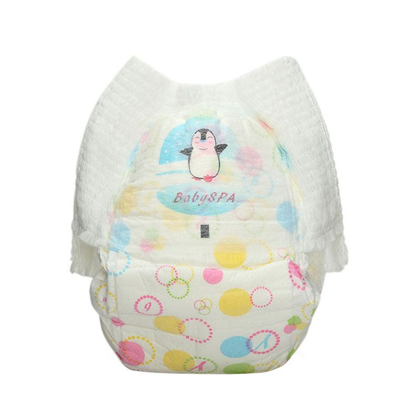 a5c76a8e0ffe Baby Diapers Disposable Nappies Cloth Diaper Infants Children Baby Cotton  Training Pants Panties Nappy