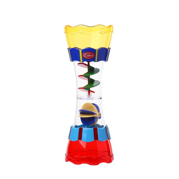 Baby Badespielzeug Niedlichen Kaleidoskop Sanduhr Dusche Spielzeug Kinder Lustige Wasser Rotierenden Kaleidoskop Plantschen Spielzeug 1
