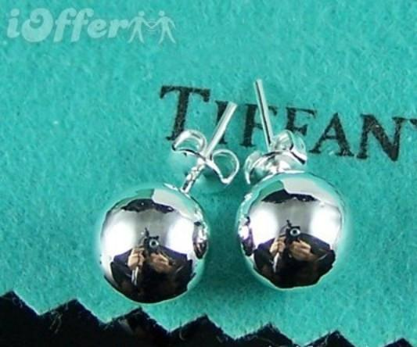 Luxury Fashion Classic Glowing ball earrings Scatola originale per Pandora Donna Uomo Collana in argento 925