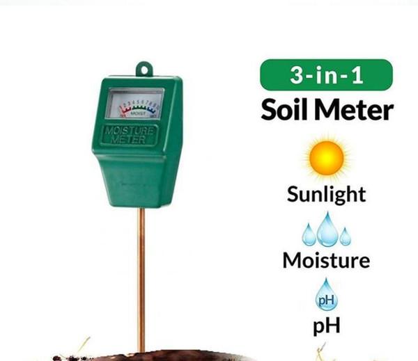 best selling Probe Watering Soil Moisture Meter Precision Soil Moisture Meter Analyzer Measurement ProAnalyzer Measurement Probe for Garden Plant SN282