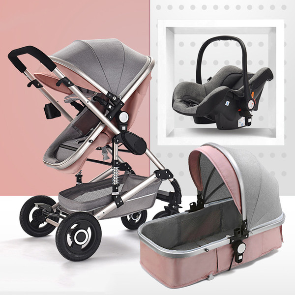 Pink with carseat1