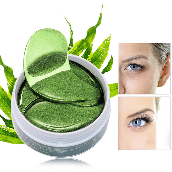 Collagen Crystal Eye Mask Gel Eye Patches Sleep Masks Dark Circles Bag Patches For Mask Care