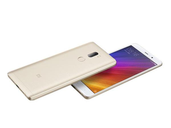 Xiaomi Mi5s originale Mi 5S Plus 6 GB RAM 128 GB ROM Cellulare Snapdragon 821 Quad Core 5,7 pollici 13,0 MP 1920x1080 Telefono a ricarica rapida NFC