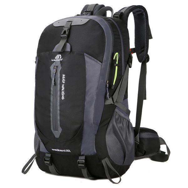 Hiking Backpack 50L Rucksacks Waterproof Backpack Men women Outdoor Camping Backpack Gym Bags Travel Bag Women Large Sport Bags