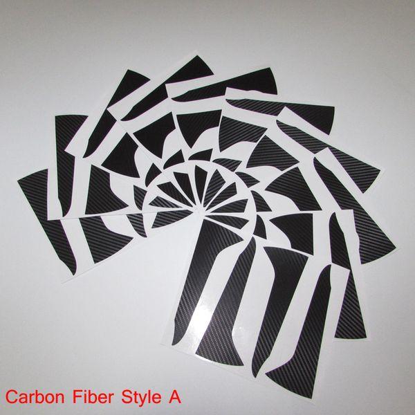 Стиль углеродного волокна