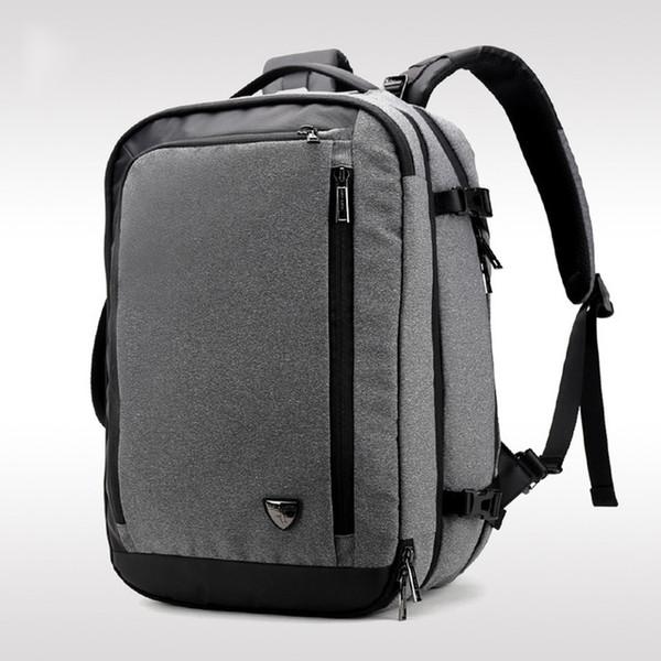 Disassemble Multifunction 17 inch Laptop Backpacks For Teenager Business Male Mochila waterproof backpack bag