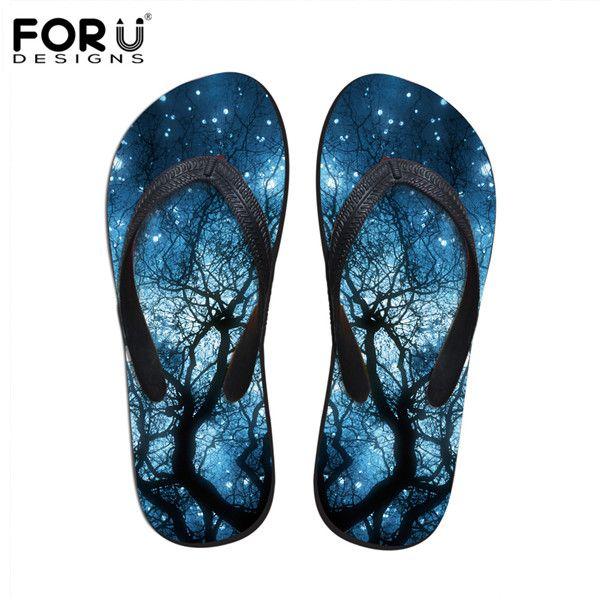 2019New Arrival Men's Flip Flops Novelty Male Summer Beach Flat Shoes Leisure Out Sandals Rubber Massage Slippers