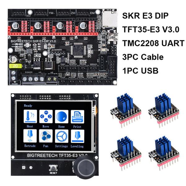 DIP TMC2208UART Kits