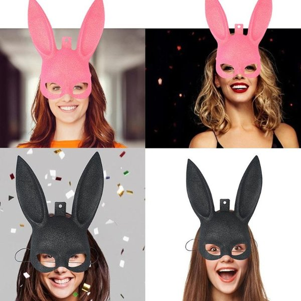 Oreilles sexy Masque femmes fille facile confortable mode de partie de mascarade Carnaval de danse Bar KTV Cosplay Décor