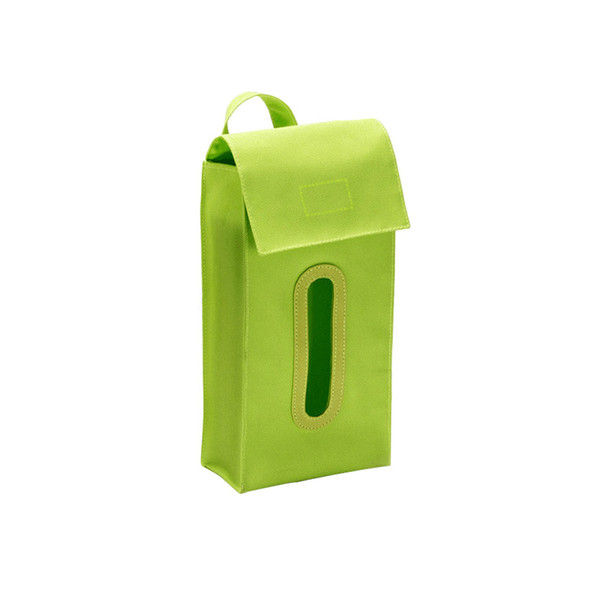 Container Box Waterproof Tissue Case Home Car Save Space Napkin Holder Oxford Cloth Papers Pouch Kitchen Hanging Type Easy Use