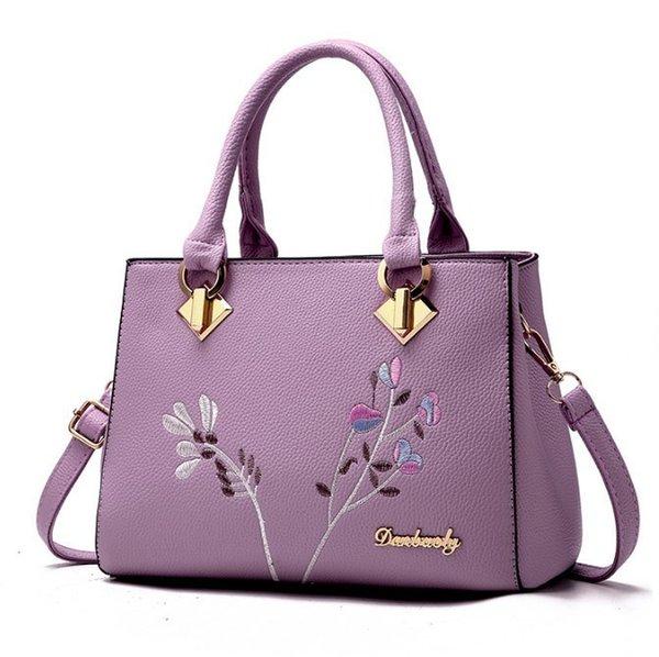 Taro Purple Giant East Girl Bag