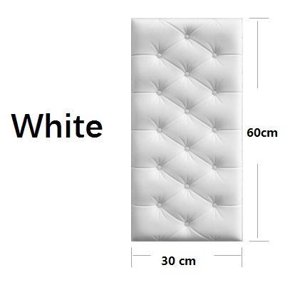 Weiß 4 Stück