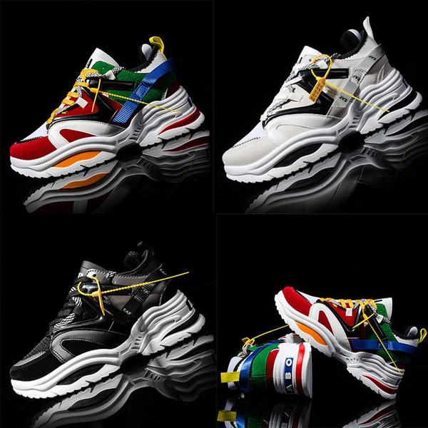 Messi ayakkabı Gençlik eğilim Lüks Tasarımcılar Spor Rahat Ayakkabı Üçlü S Tasarımcı Eski Baba Sneaker koşu ayakkabı Çizmeler Womens Koşucu Ayakkabı