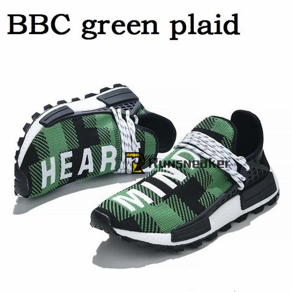 BBC grün kariert