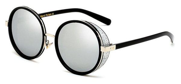Colore delle lenti: argento nero