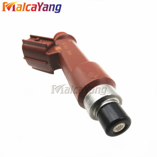 4Pcs/Lot Car-styling Flow Test High Quality Fuel Injector Nozzle for Toyota Corolla Matrix 2004-2008 1.8L 23250-22090 23209-22090 Nozzle