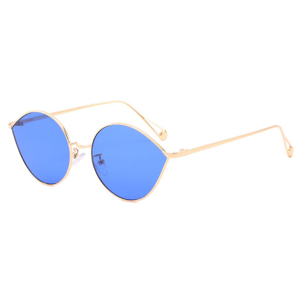 Men's Women's Peach Heart Sunglasses Women's Brand Designer Metal Heart Decoration Sunglasses High Personality Top Women's Sunglasses