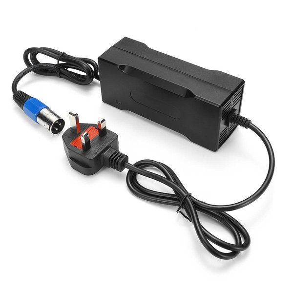 54.6V 2A 48V Lithium Battery Charger Electric Bicycle Scooter Battery Charging Equipment