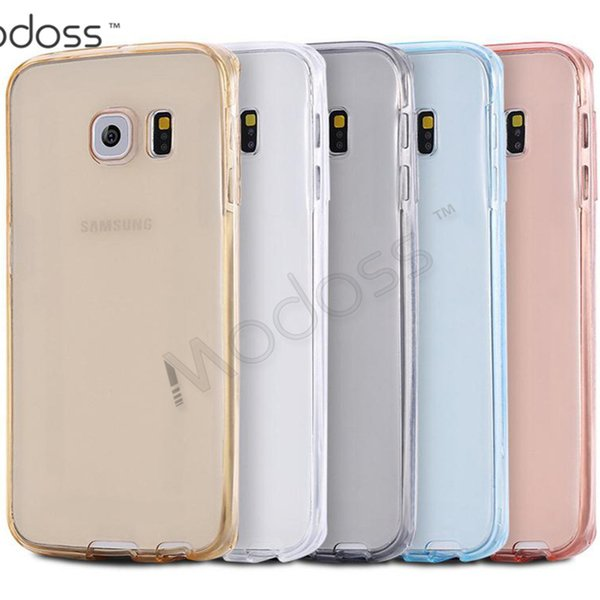ZZYD 360 Degree Full Protective TPU Transparent Clear Front and Back Cover Phone Cases For iPhone XR XS Max XS X