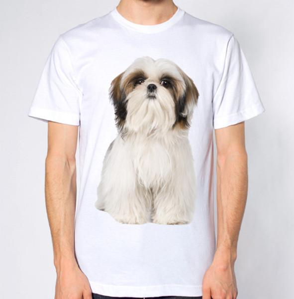 Choice of size /& colours! Shih Tzu Dog T shirt