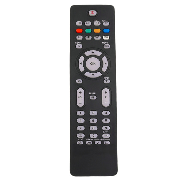Professional Stock Great Replacements RC2034301-01 Remote Control For Philips TV Black Big Promotion Drop Shipping