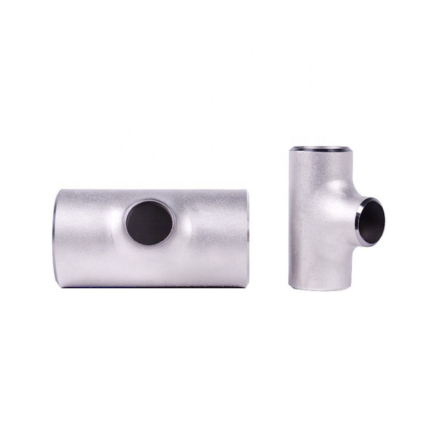 Hochtemperaturbeständige Rohrverbindungsstücke DIA 76 * 3 Titan T-Stück ASME B169 Y Titan geschweißt Gleiches Union-Rohr Fitting T