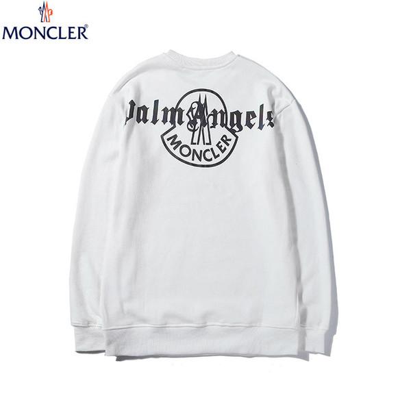 Moda tasarımcısı Marka giysi mens İtalya MACNETISMO HAYVAN ipek ipek kurt baskı çizgili kol kadife hoodies kazak kapüşonlu sweatshirt