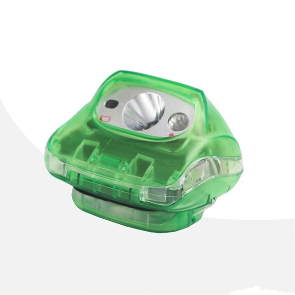 New Multifunctional Headlamps Single Headlight LED Working Lamp Charging Type Plastic Waterproof Glowing In The Dark Outdoors Camping 13hlG1