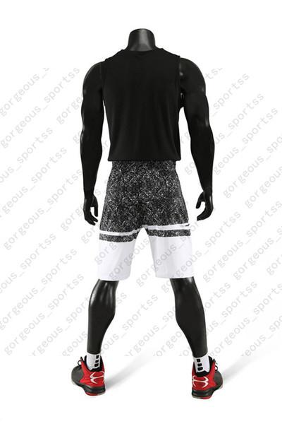 2019 Hot vendas Top qualidade de secagem rápida de correspondência de cores imprime não desapareceu jerseys616565456 basquete