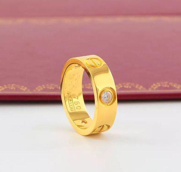 6mm de oro con piedra