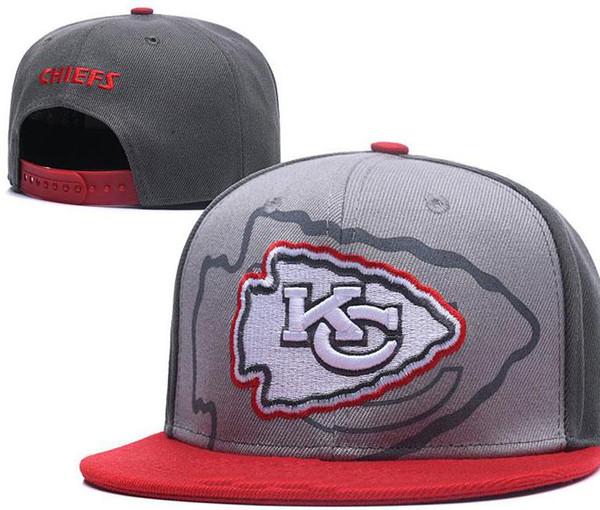 En Kaliteli Kansas City şapka Tasarım Snapback KC Şapka Işlemeli Logo Markalar Spor Beyzbol Fanlar Şapka Moda Ayarlanabilir Kapaklar Kemik 00