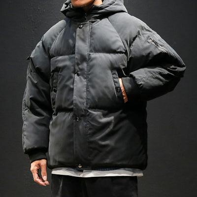 Fashion-M-5XL Kalın Kapüşonlu Erkekler Kış Ceket 2018 Yeni Moda Sıcak Parkas Adam Ceket Ve Ceket Rüzgar Geçirmez Erkek Parkas Casaco Yüksek Kalite