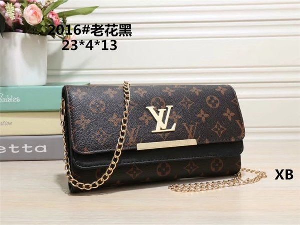New Fashion Bags Ladies Handbags Designer Bags Women Tote Bag Luxury Brands Bags Single Shoulder Bag Backpack Wallet