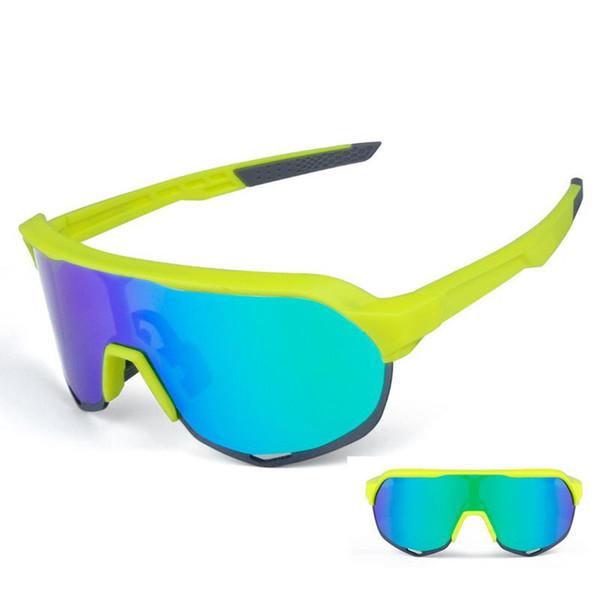 Schutzbrille Männer Radsportbrille MTB Fahrradglas Motorrad Radfahren Sonnenbrille Frauen Angeln