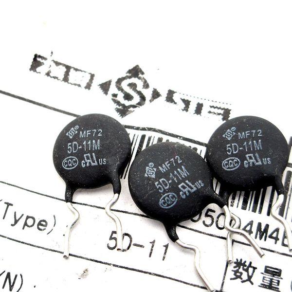 Термистор STE NTC 5D-11 5D-11M 5R с коротким шагом 7,5 мм