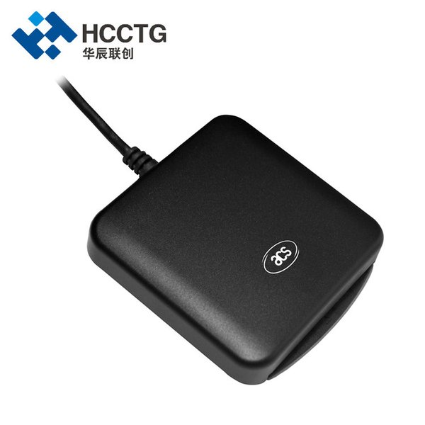 MIni USB PC/SC CCID ISO 7816 EMV Certified Contact IC Chip Smart Card Reader Writer ACR39U-U1