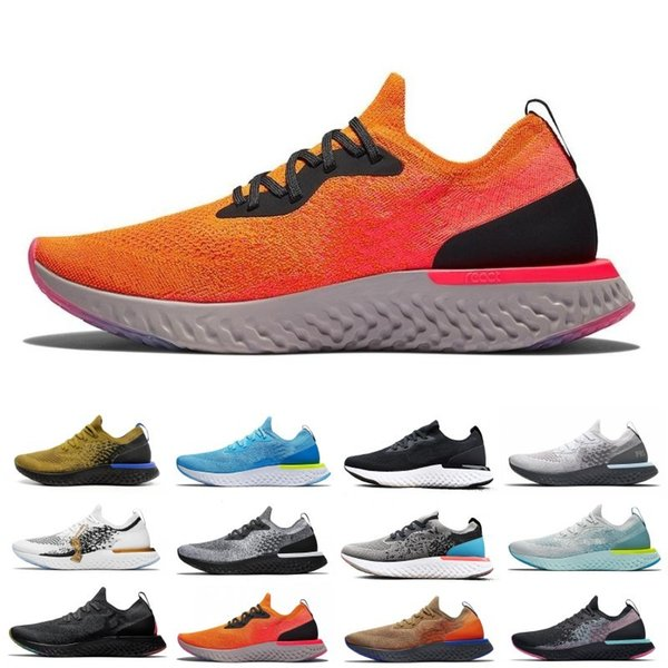 New Style Champion React Fly Shoes Be True Copper Flash Olive South Beach WHITE Mens Womens Outdoor trainers Atheltic Sports Sneaker