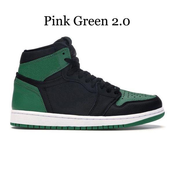 Розовый зеленый 2.