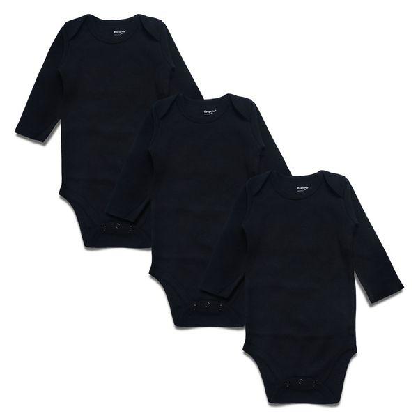 100/% Algodón Bebé Niñas Niños Bodies Manga Larga 0-18 meses Nuevos