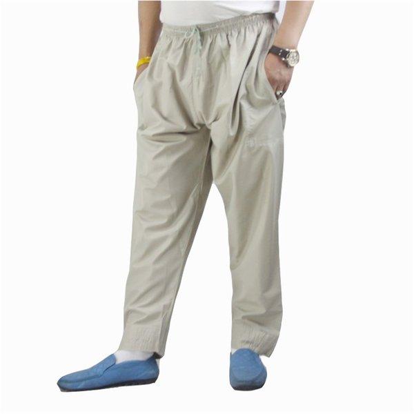 Compre Pantalones De Oracion Musulmana Hombres Pantalones Islamica Arabes Para Hombre Arabe Suelta Saudita Islam Vestido Tradicional Hombre Desgaste De Los Pantalones A 60 39 Del Hongkonglady Dhgate Com
