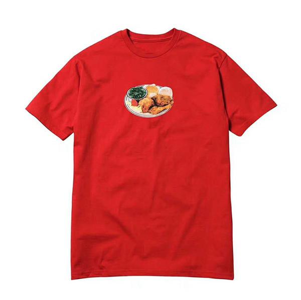 Box Logo Designer Футболка Hip Hop Мода Мужчины Женщины Футболка с коротким рукавом Известные торговые марки Тис Черный Красный Белый Размер S-XL